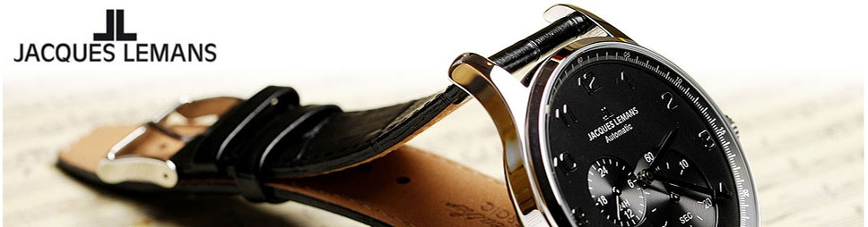 Jaques Lemans Uhren